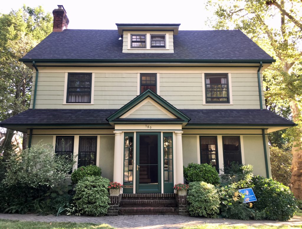House for sale in Leonia NJ in Bergen County including Five